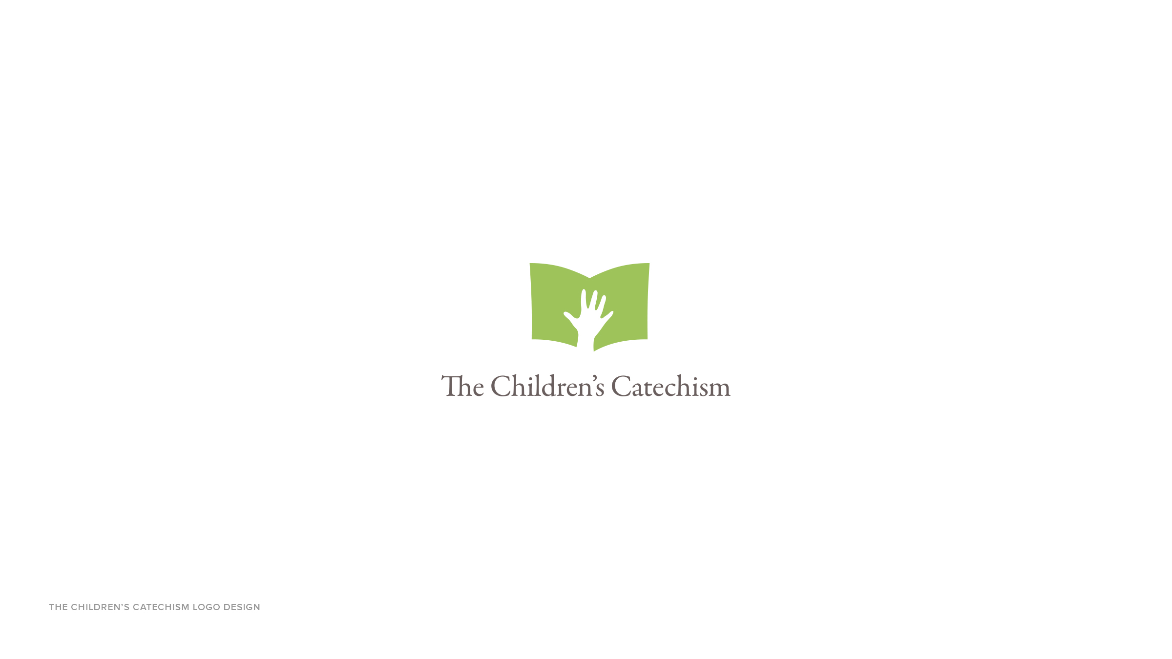 Logo-Design-Portfolio-v.1-Children's-Catechism