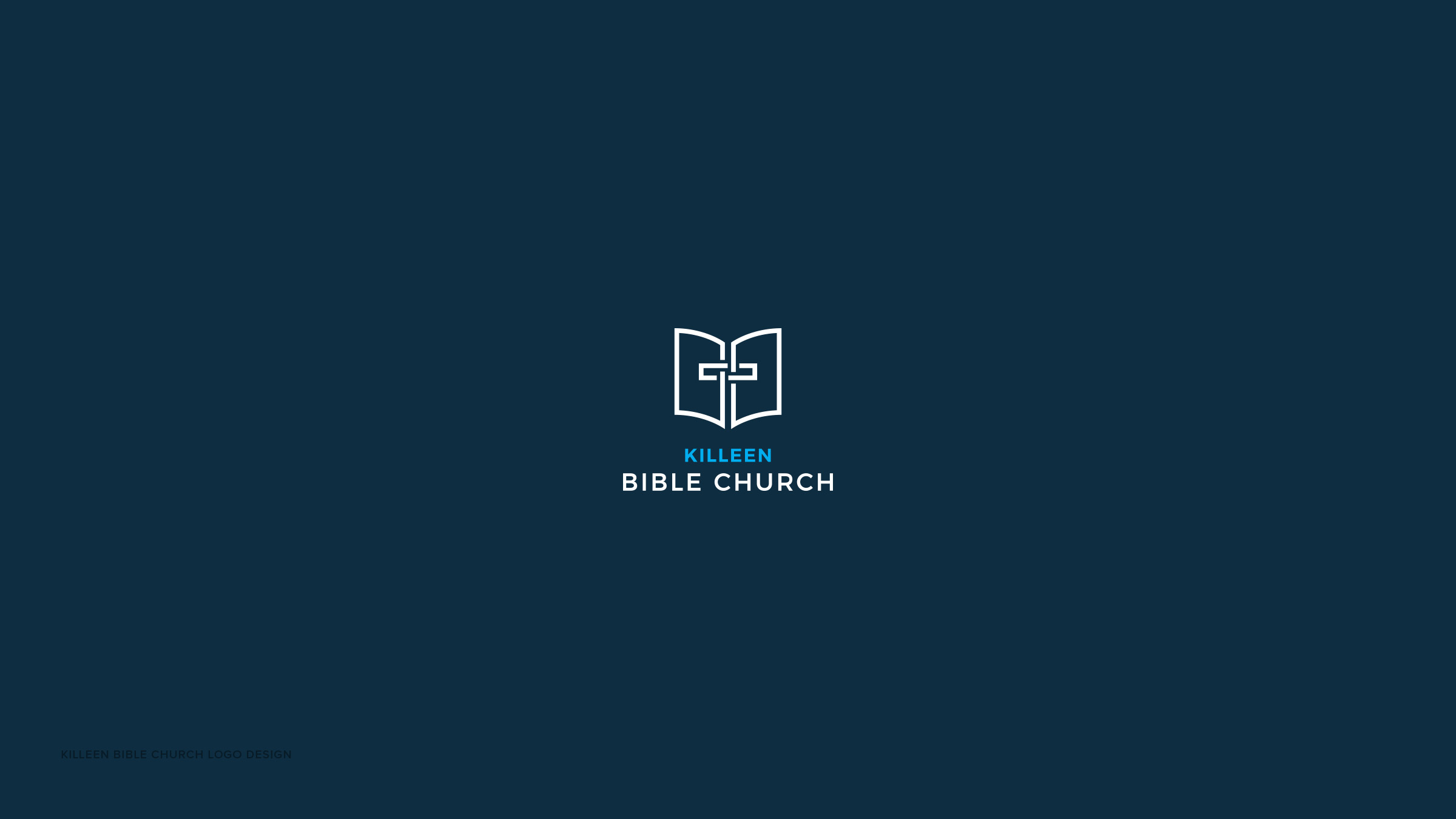 Logo Design Portfolio v.4 Killeen Bible Church