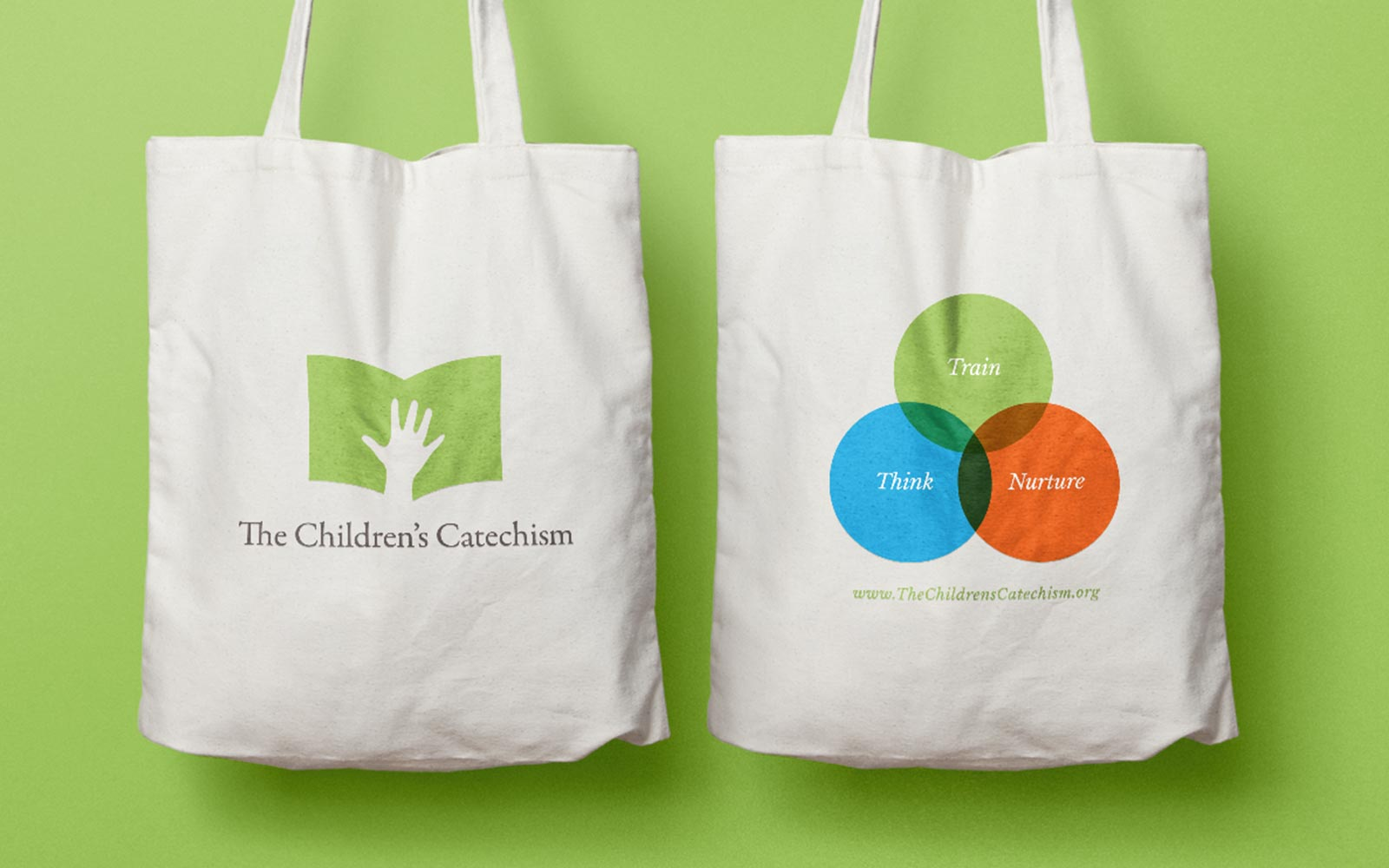 Children's-Catechims-Branding-8 branded eco bags